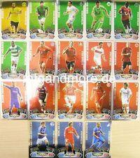 Match coronó 12/13 2012/2013 - todos 18 Star-jugador escoger