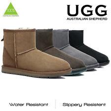 UGG Boots Premium Australian Sheepskin Mini Classic Water Resistant Boots 15701