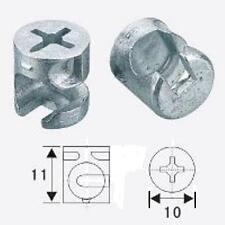10mm Cam Lock Fitting for Flat Pack Furniture (EM1001) KD Knockdown Parts