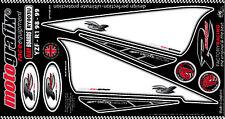 Yamaha R1 98 - 99 YZF Rear Fairing Number Board Motografix 3D Gel Protector