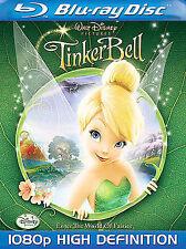 Walt Disney Tinker Bell (Blu-ray Disc, 2008)