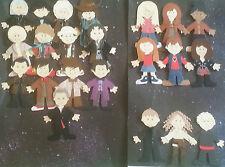 Doctor Who Scrapbook Figuras / Tarjeta Toppers Hecho Con Materiales De Calidad