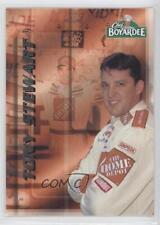 2000 Press Pass Chef Boyardee #2 Tony Stewart Racing Card