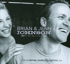 We Believe [Jewel Case] - Brian & Jenn Johnson / Bethel Music (Worship)