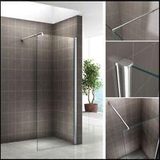 Walk In Dusche Duschwand Duschabtrennung 70-160x200cm inkl. Wandhalter #840 10mm