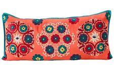 Kissenhülle, 1 Stück, Farbe orange/blau, heine home -138033-  reisverschluss