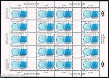 Finland 1991 vel 1157-1158 100 jaar ver chemici - stereopaar cat waarde € 25