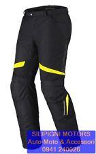 SPIDI X-TOUR H2OUT - U75 Giallo Fluo 486 Pantalone moto tecnico impermeabile