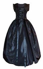 Victorian Edwardian Civil War Steampunk Copper Gothic Historical Dress Gown