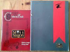 Individual Miss Saigon programmes 1990s, Theatre Royal Drury Lane programme