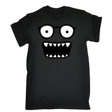 Monster Rostro T-Shirt Tee Broma Gafas Smiley Dibujos Animados Comic Regalo Cumpleaños Divertido