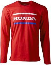 Factory Effex Honda Stripes Long Sleeve T-Shirt  - Mens Tee