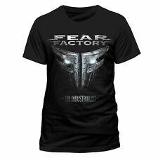 FEAR FACTORY - THE INDUSTRIALIST  T-SHIRT  M/L/XL