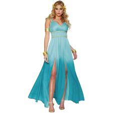Goddess Costume Adult Daenerys Targaryen Game of Thrones Halloween Fancy Dress