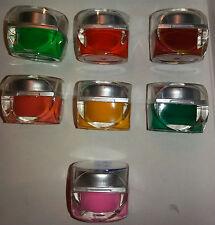 gel uv nail art ricostruzione unghie colorati pastello