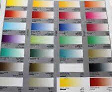 Pro Color Airbrushfarben 44 verschiedene Farbtöne je 30 ml (100ml=20,66€)