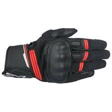 Alpinestars Booster Mens Leather Gloves Black/Red
