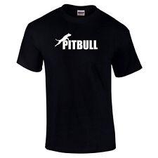 American PITBULL dog LOVERS T-SHIRT 16 Colori - a 5XL