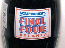 2003 Women's Final Four Basketball Atlanta Coca-Cola Coke Bottle
