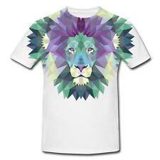 Lion Camiseta para hombre Urbana, Hip Hop teeshirts, amueblada, Clásicas Club Street Dance