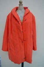 Damen Winterjacke Steppjacke Regenjacke orange Übergröße NEU Quelle