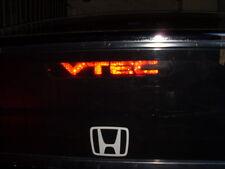 Voyant frein Cover CRX ed9 ef8 vtec Honda