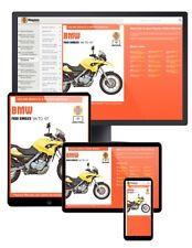 f 650 motorcycle repair manuals literature ebay