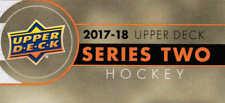 17/18 UD UPPER DECK SERIES 2 HOCKEY BASE TEAM SETS ANA-WIN U-Pick Team From List