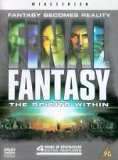 Final Fantasy - The Spirits Within (DVD, 2002, 2-Disc Set)