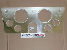 billet dash 1967-1972 chevy pickup c10 panel gauge for autometer polished alumin