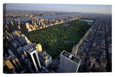 Stampa su Tela Vernice Effetto Pennellate new york central park