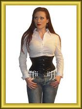 Taillen korsett corsage aus Leder Gr 34,36,38,40,bis 56