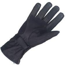 Richa éte Lilly Moto Femmes Imperméable gants cuir - Noir