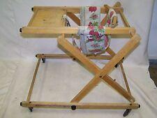 Vieille Chaise antique,Bois Enfants : poussette pour Table de jeu Voiture course