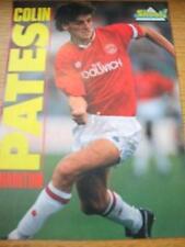 1989/1991 Charlton Athletic-PATES, Colin [Home Kit] M