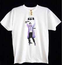 SAY ANYTHING T-SHIRT - JOHN CUSACK  VINTAGE - 80S - FILM -  UNISEX - CLOTHING