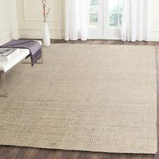 NEW RUGS Natural Flatweave Natural Jute Floor mat Carpet Organic **FREE POST**