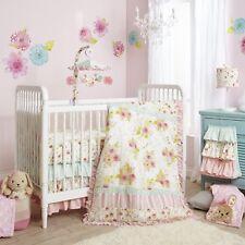 Lambs & Ivy Sweet Spring Dena Baby Nursery Crib Bedding Set CHOOSE 4 5 6 PC Set