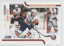2011-12 Score Glossy #301 Mark Streit New York Islanders Hockey Card