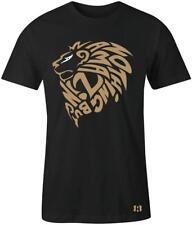 """Golden Lion"" T-shirt to Match Retro ""GOLD TOE"" 1's"