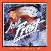 JACK FROST Original Soundtrack CD 1998 Trevor Rabin & Various *FAST SHIP* *VGUC*