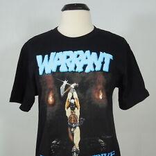 WARRANT First Strike T-Shirt Black Men's (NEW)