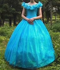 Cinderella - Vestiti Carnevale Cenerentola Dress up Cinderella Costumes 8855002