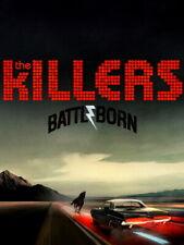 The Killers Battle Born Horse Car Rock Band Huge Giant Print POSTER Plakat