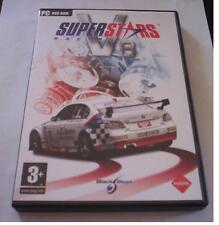 SUPERSTAR RACING V8 gioco pc originale corse completo ITALIANO NUOVO