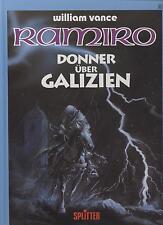 RAMIRO HC # 6 - DONNER ÜBER GALIZIEN - WILLIAM VANCE - SPLITTER - TOP