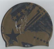 Ryan Lochte *USA OLYMPIC SWIMMER* Signed Speedo Swim Cap R2 COA GFA PROOF!