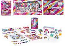 Party Popteenies Double Surprise Popper Cutie Animal  Rainbow Unicorn Ages 4+