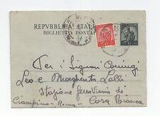A516-BP.10 £ + 10 £ DA LUCCA 16/6/1949