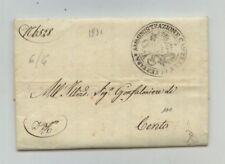 9587-STATO PONTIFICIO-PREF.FERRARA/CENTO 1831